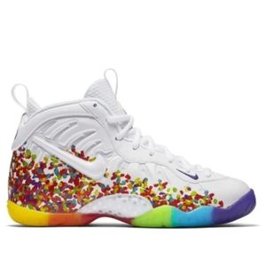 🌈🆕Nike FoamPosite Pro Fruity Pebbles